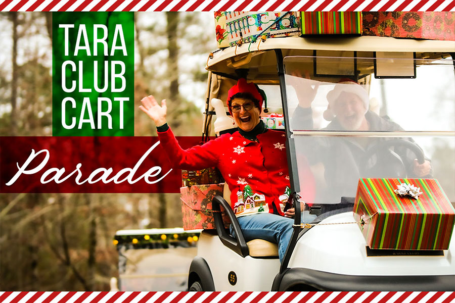 Tara Golf Cart Parade